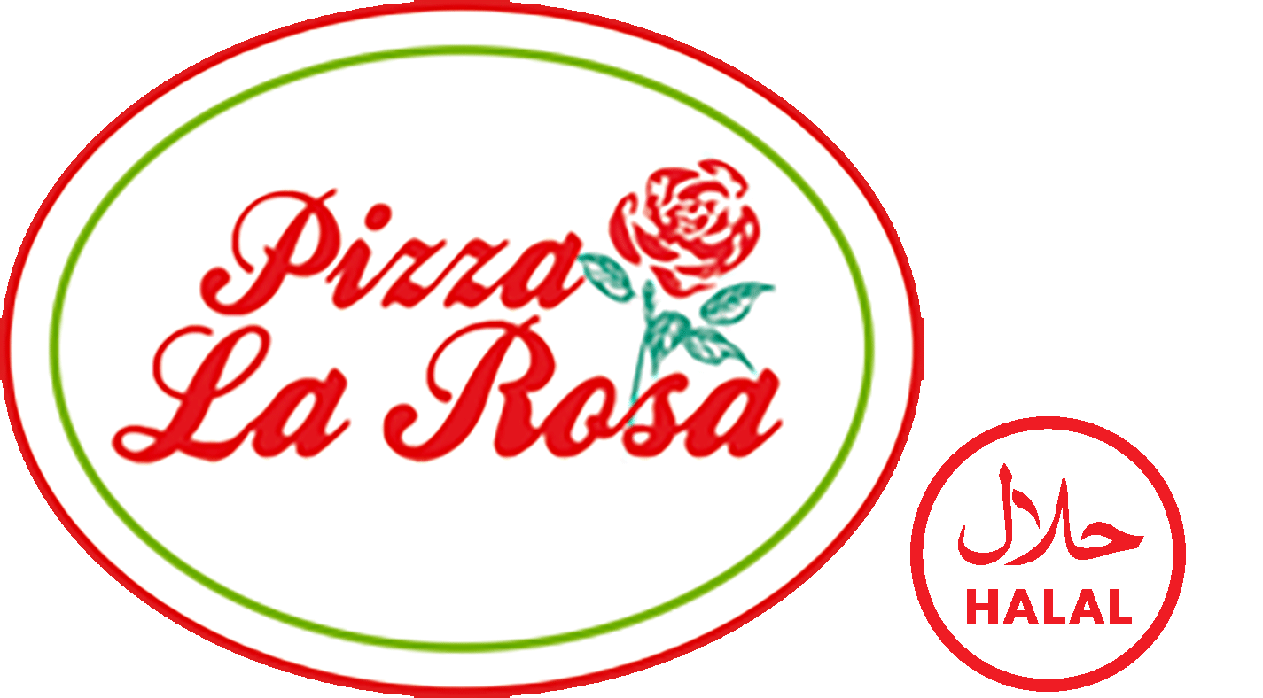 Pizza La Rosa   Your choice for the best Halal Pizzeria